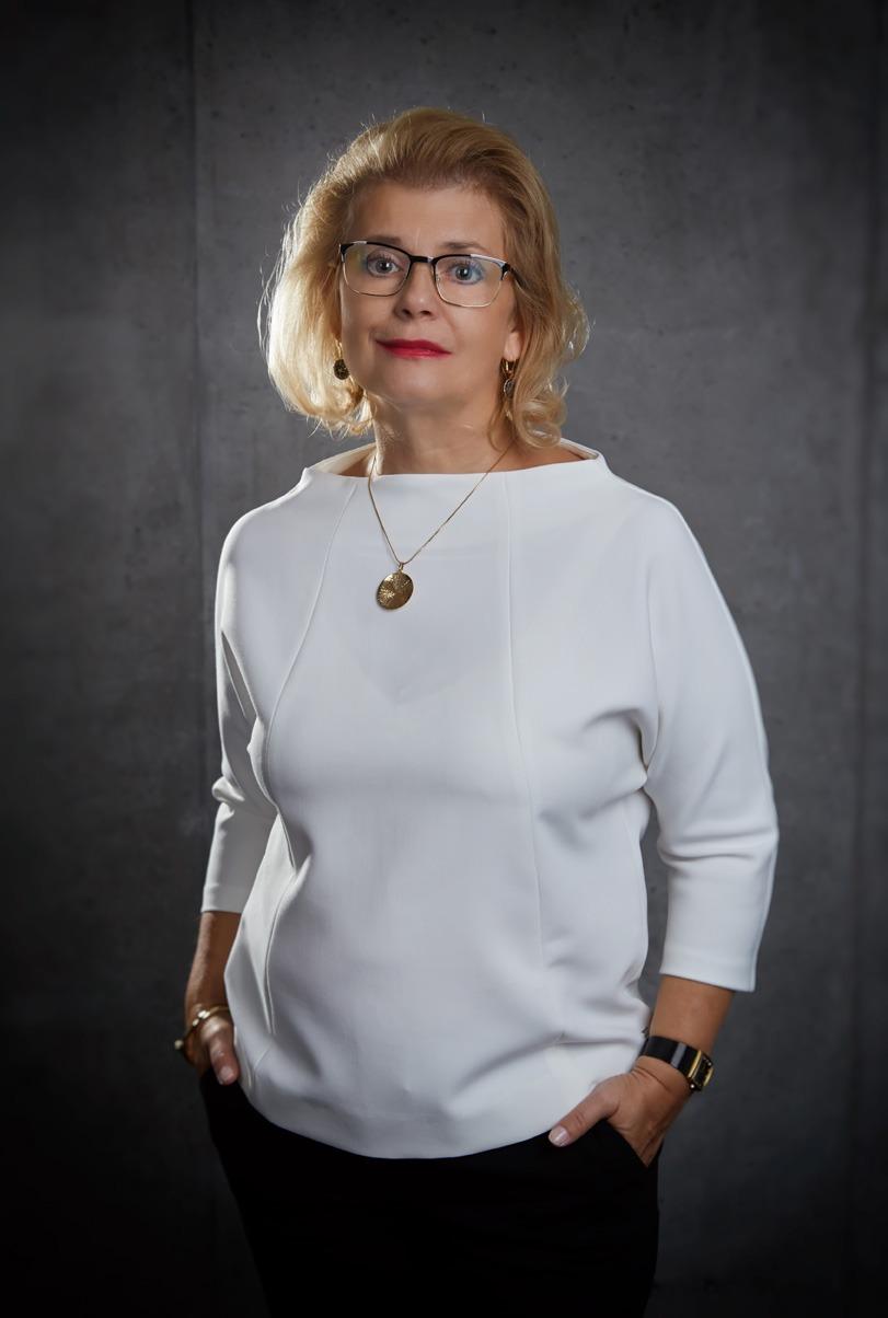 dr n. med. Iwona Adamczak specjalista rehabilitacji medycznej
